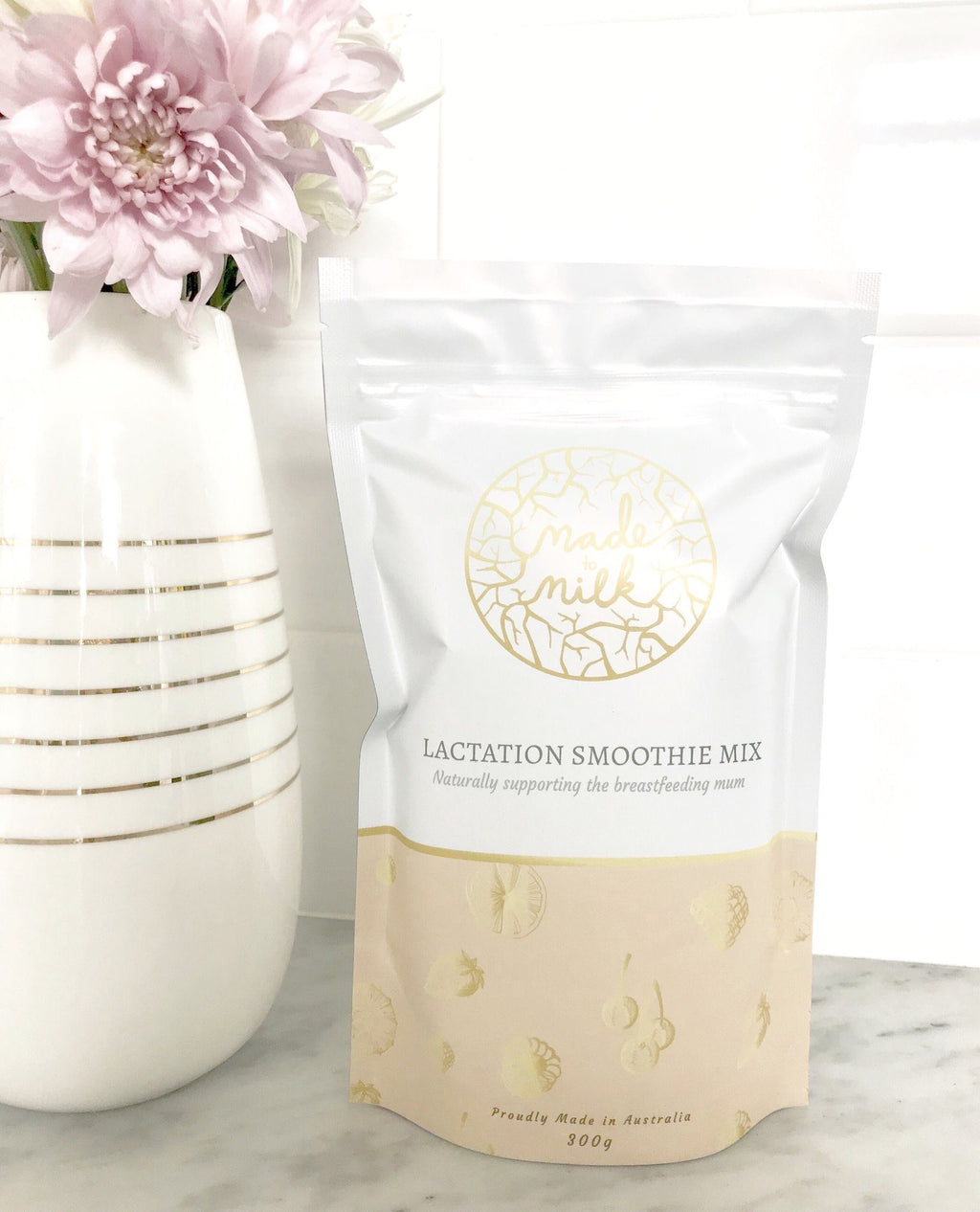 Lactation Smoothie Mix - Made to Milk - PRE-ORDER - Due mid June