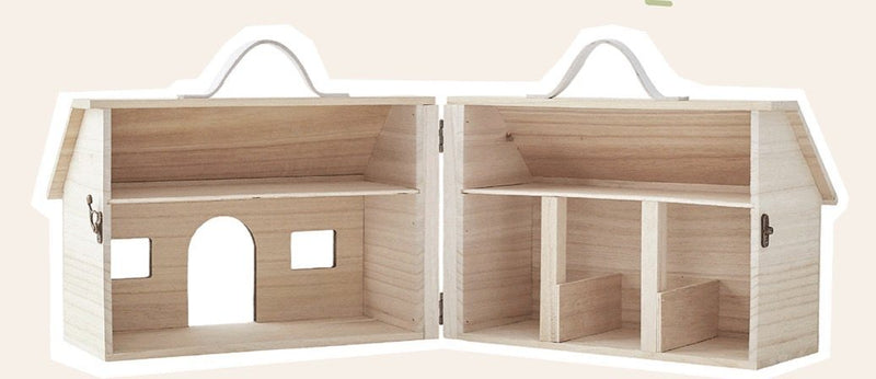 Holdie Barn - Doll House - Olli Ella