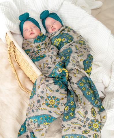 A Magic Carpet Swaddle - Pop Ya Tot