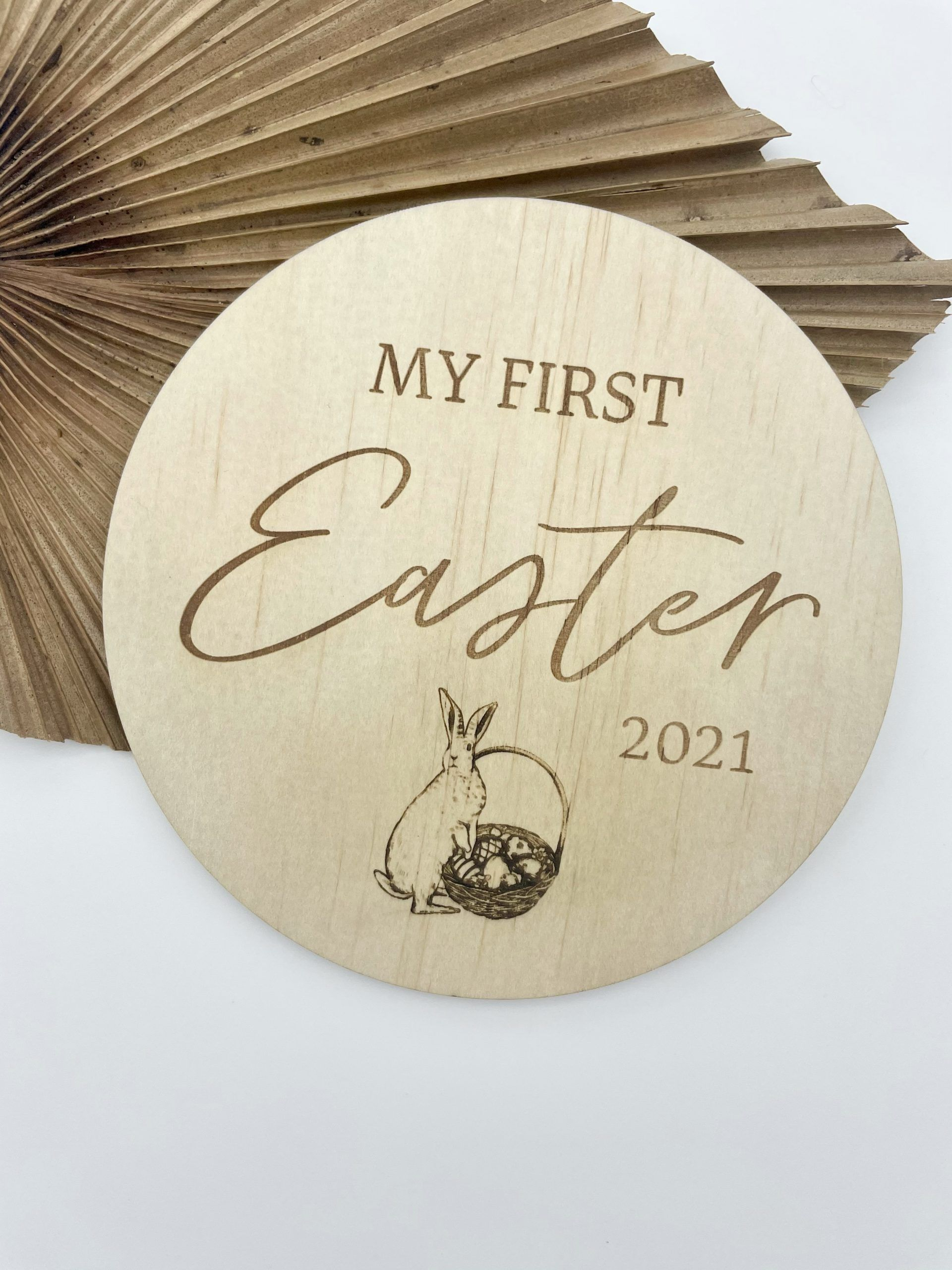 My first Easter sign - Timber Tinkers
