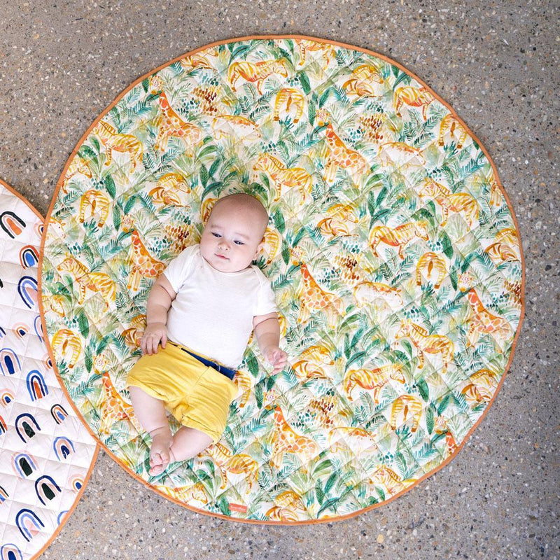 Jungle Safari- Play Mat - The Somewhere Co
