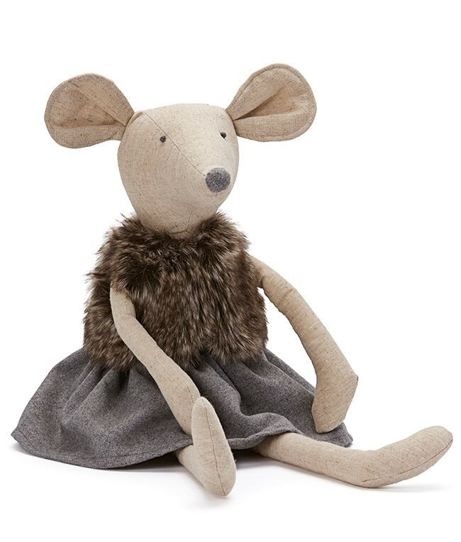 Nana Huchy Maggie Mouse soft toy