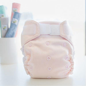 Reusable Nappy - Marshmallow - Magicall All-In-Two - Baby Beehinds