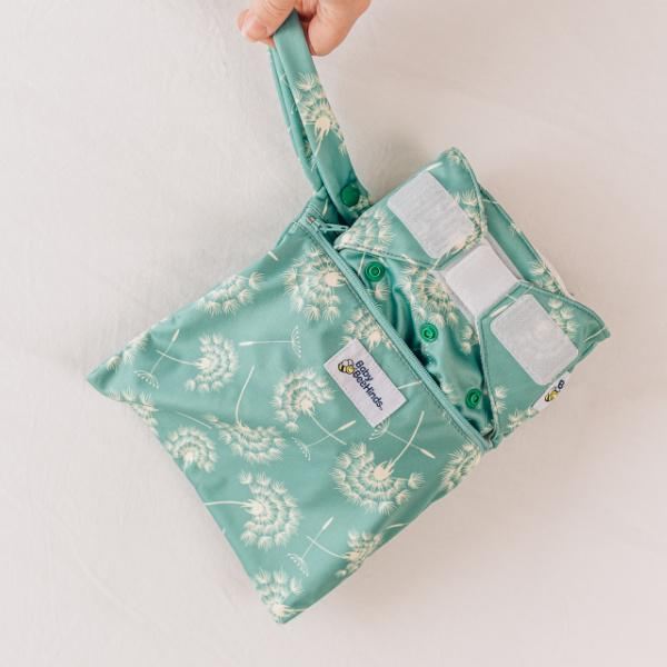 Mini– Wetbag - Wishes - Baby Beehinds