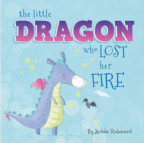 The little dragon who lost her fire  - Kids Book