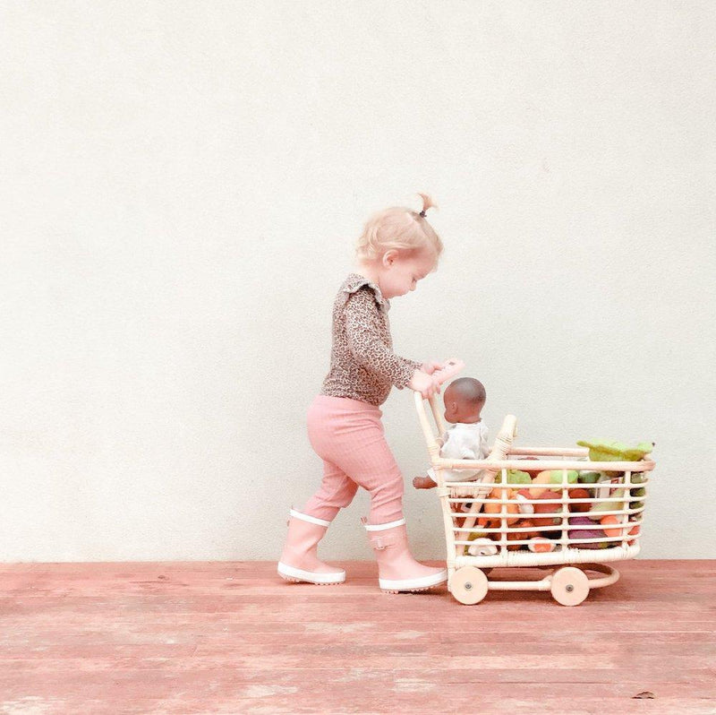 Dolls Shopping Trolley - Tiny Harlow - PRE-ORDER - Due late October