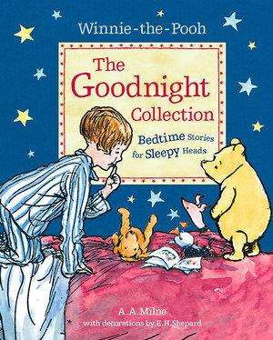 Kids Book- Winnie the Pooh The Goodnight Collection
