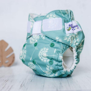 Reusable Nappy - Wishes - Magicall All-In-Two - Baby Beehinds