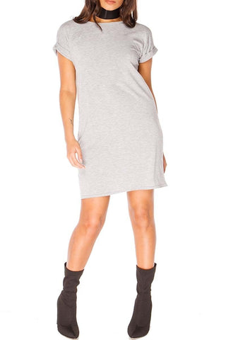 Pj Sets Baggy Oversized Boyfriend T Shirt Dress - The Celebrity Fashion