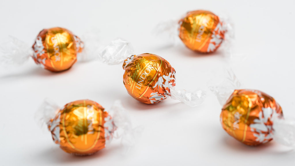 New Lindt Lindor Spiced Pumpkin