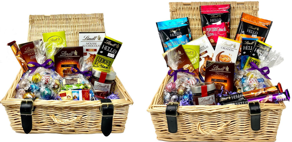 The Chocolate Emporium New range of Chocolate Christmas Gift Hampers