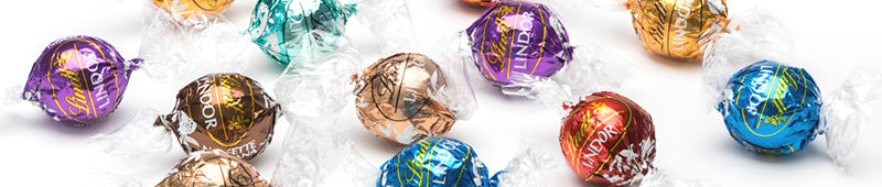 The Chocolate Company - Lindt Lindor and Ghirardelli chocolates online, pick and mix, variety bags, USA Lindt Lindor, UK.