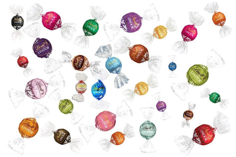 Lindt Lindor Supreme Collection (25 varieties)
