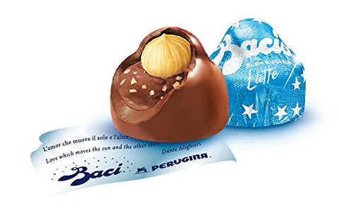 Baci Perugina Milk Chocolate Hazelnut available in our Pick & Mix