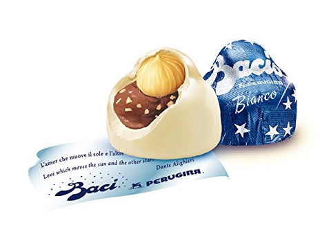 Baci Perugina White Chocolate Hazelnut available in our Pick & Mix