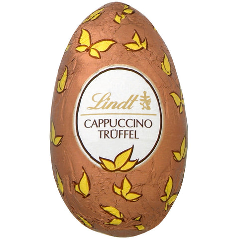 Cappuccino White Chocolate Lindt Eggs