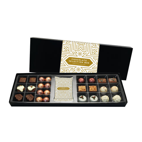 Chocolate Emporium Christmas Selection Box (360g)
