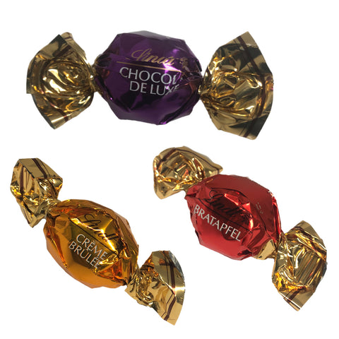 Lindt Creation Balls - 3 varieties - Baked Apple, Creme Brulee & Choc De Luxe