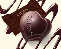 Godiva Masterpiece Dark Chocolate Ganache Hearts