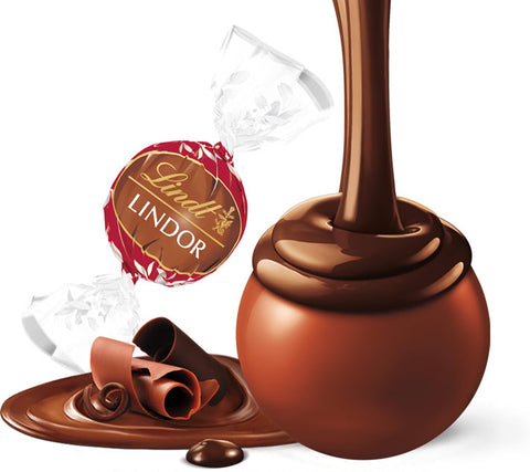 NEW Double Chocolate Milk & Dark Lindt Lindor