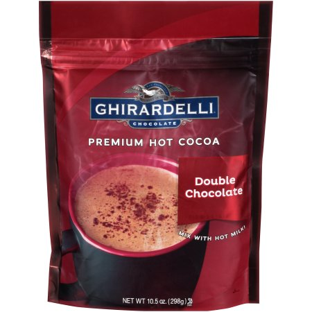 Ghirardelli Double Chocolate Premium Hot Chocolate (10.5oz)