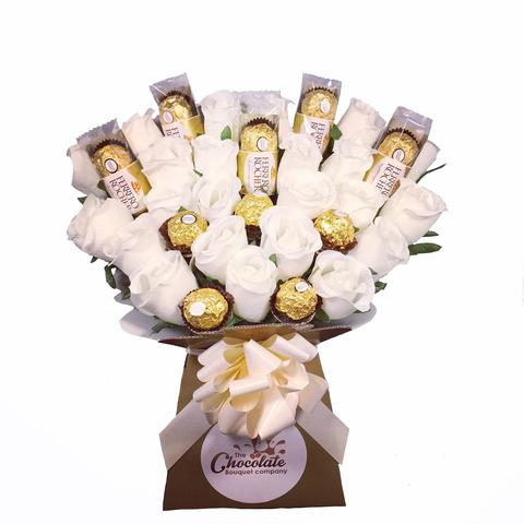 Ferrero Rocher White Bouquet