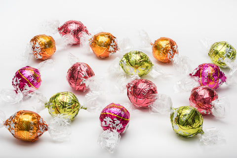 Lindt Lindor Fruity Collection