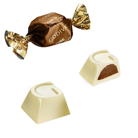 NEW! Godiva Coffee White Chocolate G-Cube