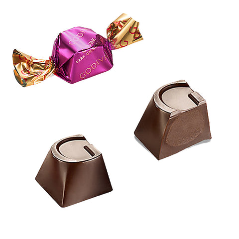 NEW! Godiva Classic Dark Chocolate G-Cube