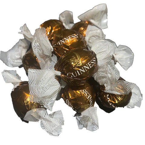 Guinness Irish Dark Chocolate Truffles