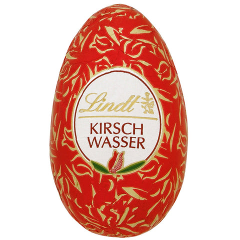 Kirsch Dark Chocolate Lindt Egg