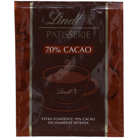 Lindt Patisserie 70% Dark Drinking Chocolate (20g) Best Before End May 21