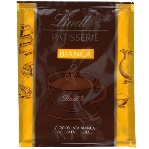 Lindt Patisserie White Drinking Chocolate (Bianca - 20g)