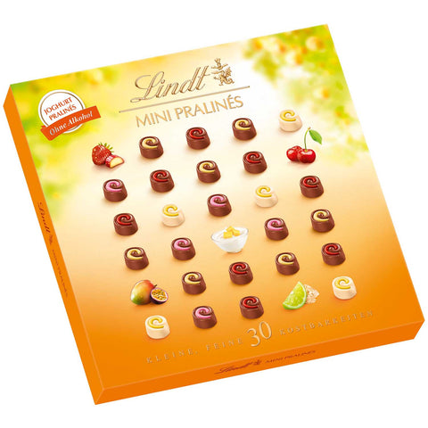Lindt Summer Mini Yoghurt Chocolate Pralines Gift Box