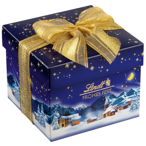 Lindt Christmas Magic Gift Box (250g)