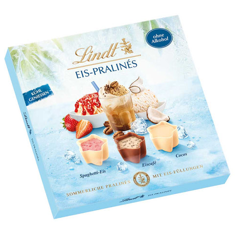 Lindt Eis Praline Truffles Gift Box (148g) Best Before End Jan 20