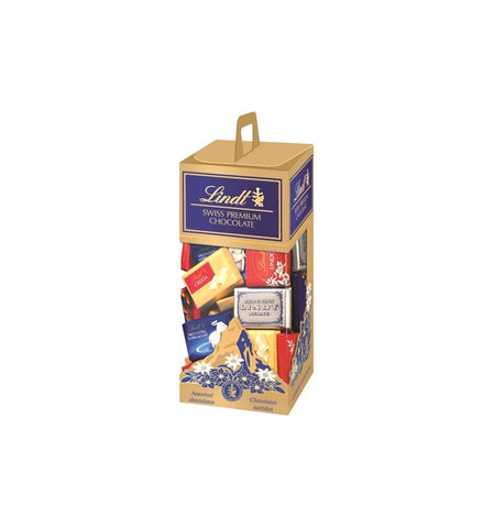 Lindt Assorted Napolitains Box (155 mini chocolates)