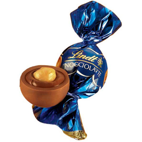 Lindt Nocciolatte Milk Chocolates (Whole Hazelnut)