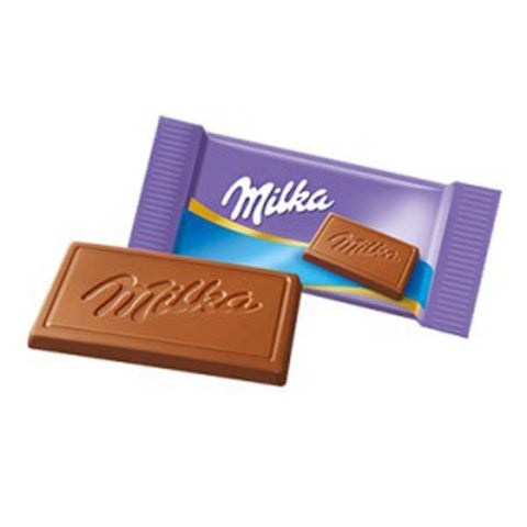 Milka Mini Milk Chocolate