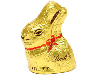 Lindt Mini White Chocolate Bunny (10g)
