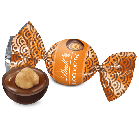 Lindt Noccio Cafe Coffee Dark Chocolate & Whole Hazelnuts