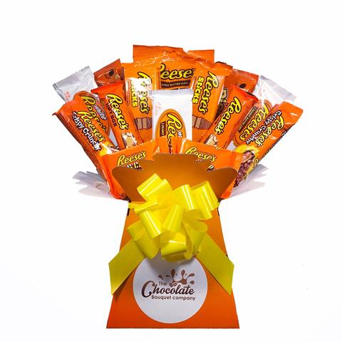 Reeces Peanut Butter Chocolate Bouquet
