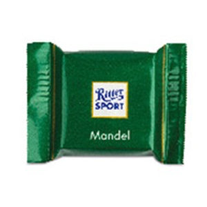 Ritter Sport Mini Almond Milk Chocolate (Mandel)