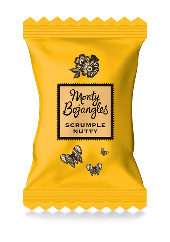 Monty Bojangles Scrumple Nutty Chocolate Truffles