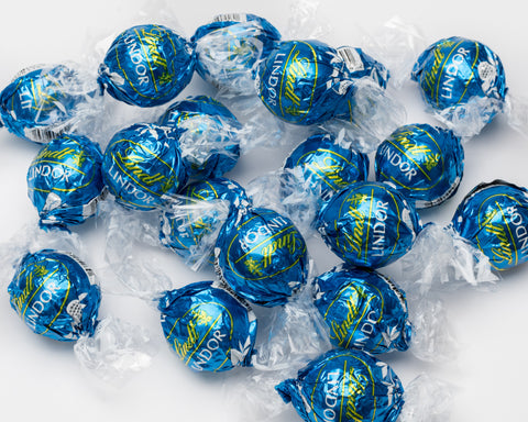 Lindt Lindor Sea Salt Milk Chocolate