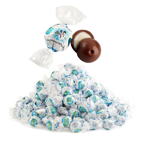 Snowman Milk & White Chocolate Lindt Lindor (Best Before End June 20)