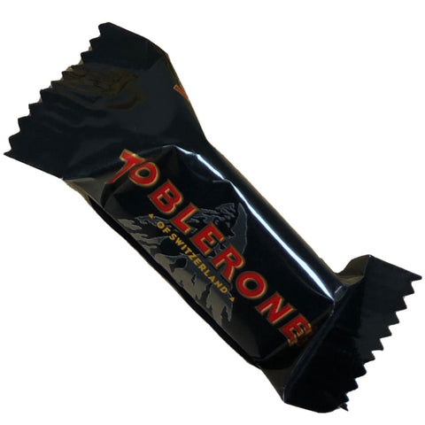 Toblerone Mini Dark Chocolate