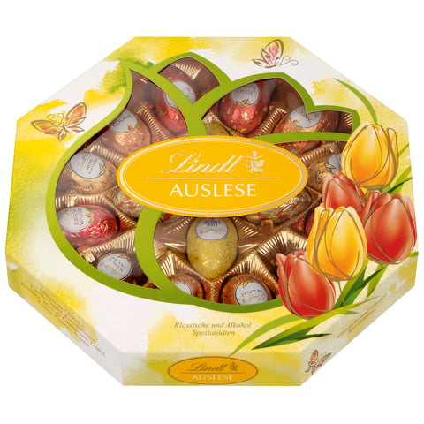 Lindt Easter Eggs Gift Box - 8 varieties (16 eggs 288g)
