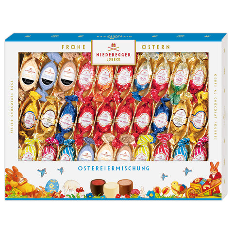 Niederegger Easter Egg Gift Box - 30 eggs (500g) LIMITED EDITION