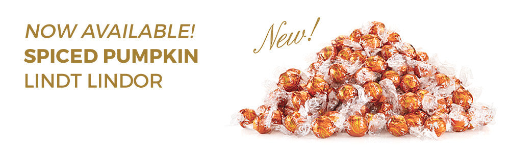 Spiced Pumpkin Lindt Lindor - Available Now!